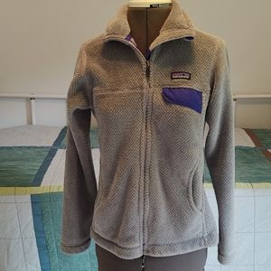 Patagonia Fleece Zip Jacket